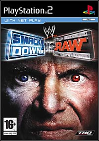WWE SmackDown! vs. Raw PS2
