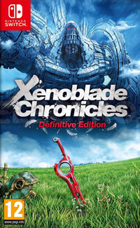 Xenoblade Chronicles: Definitive Edition SWITCH