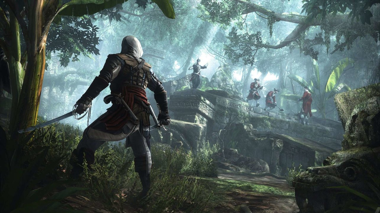 Historia Assassin's Creed