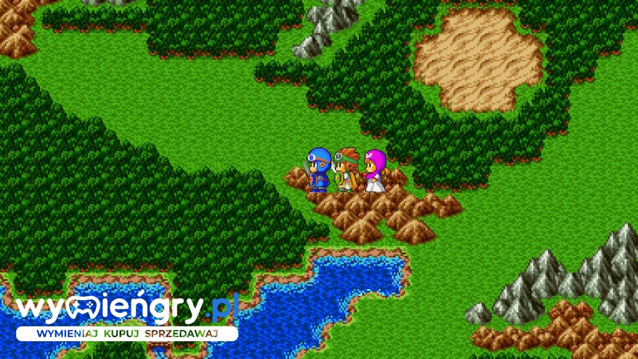 Dragon Quest Trylogia