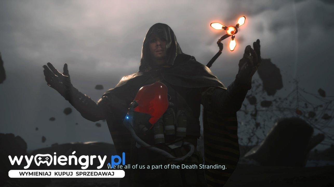 Recenzja Death Stranding