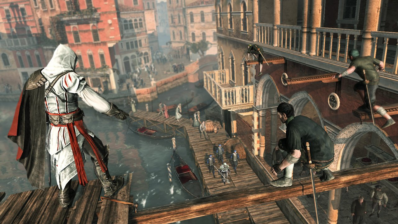 Historia Assassin's Creed